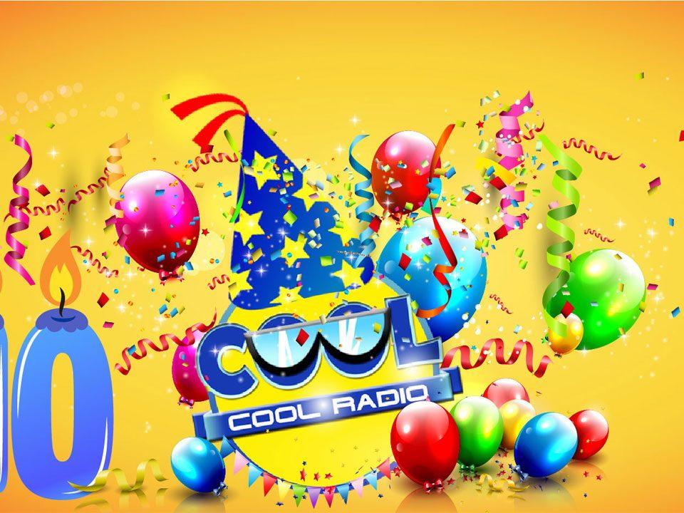 COOL radio rodjendan