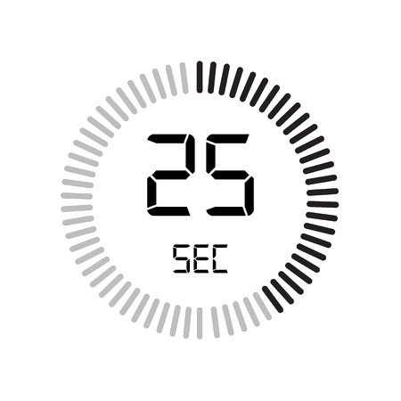 25sekundi
